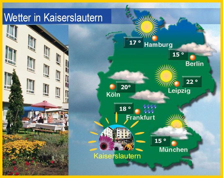 Wetter In Kaiserslautern