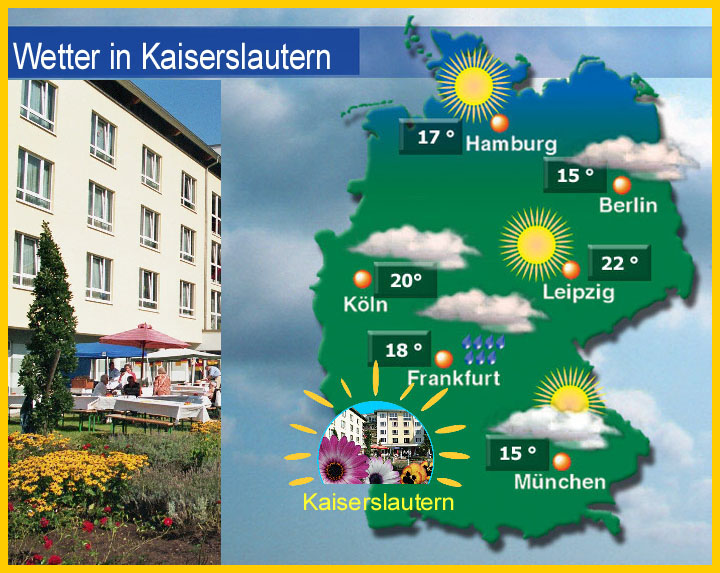 Das Wetter Kaiserslautern
